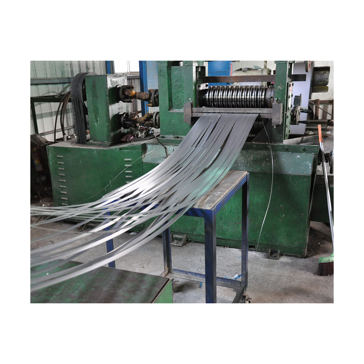 Cold-rolled Steel Straps