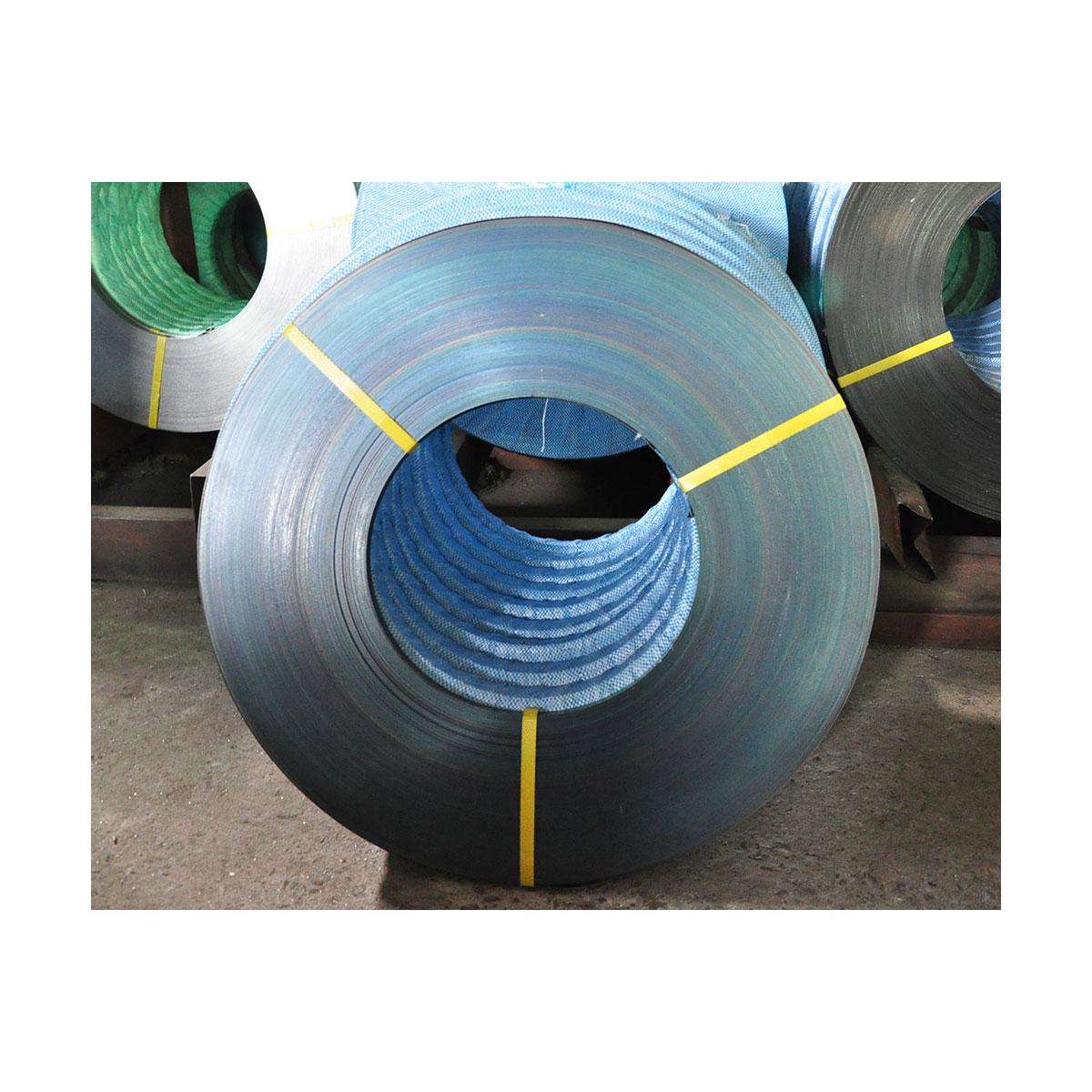 Blue-tempered Steel Straps