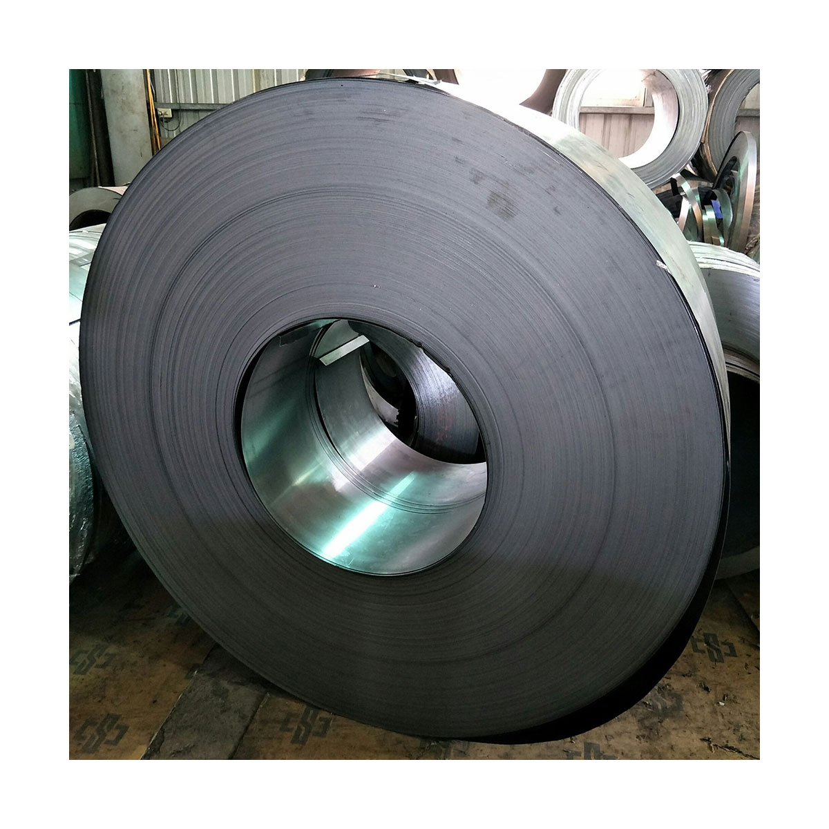 Slit Steel Strips