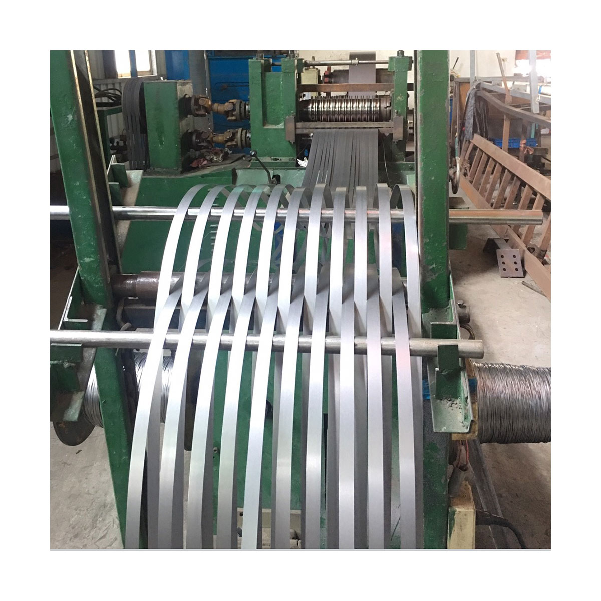 Cold-rolled, Hot-rolled, Galvanized Steel Strip Coils