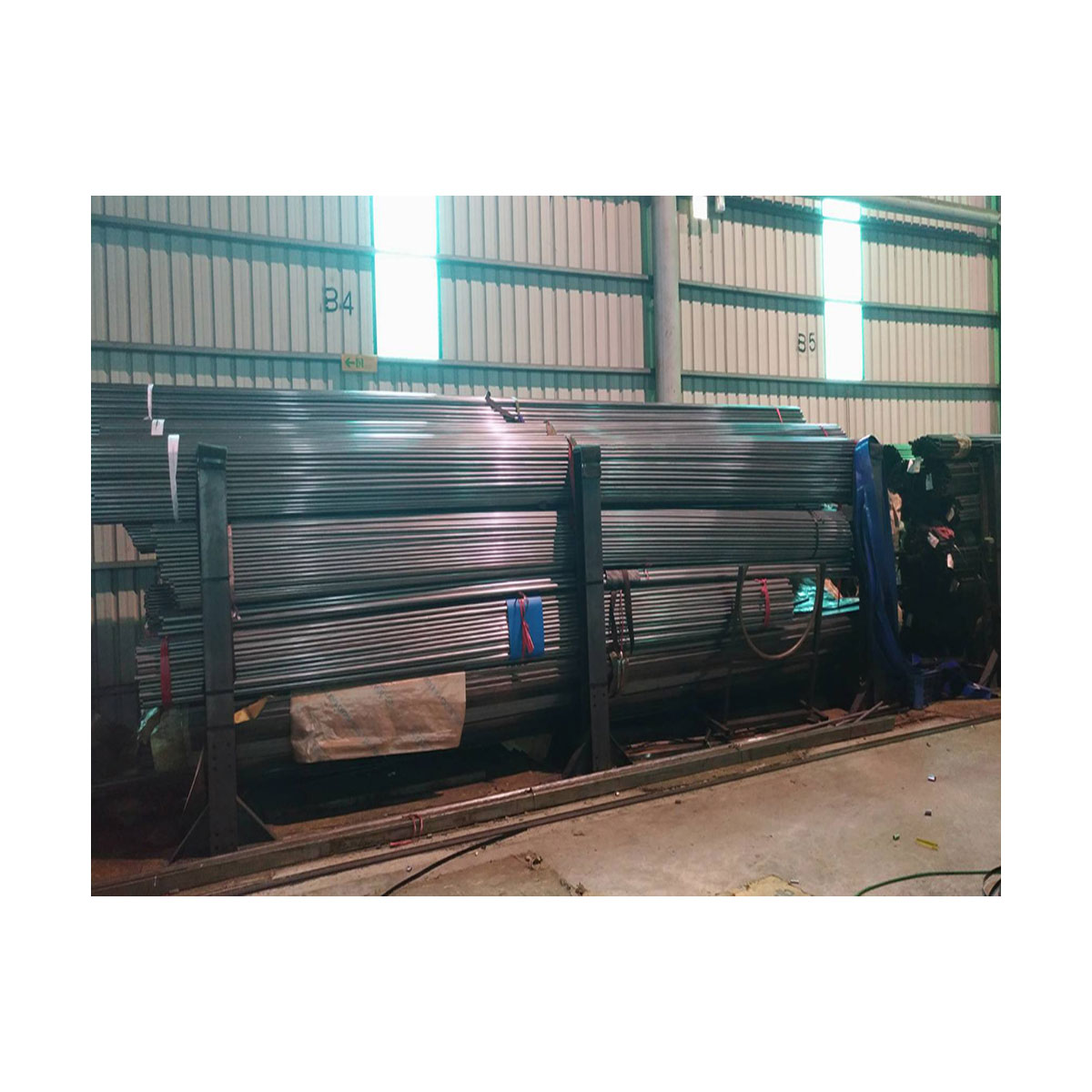 Special Shape Steel Pipes (L-type / Oval / Eye)
