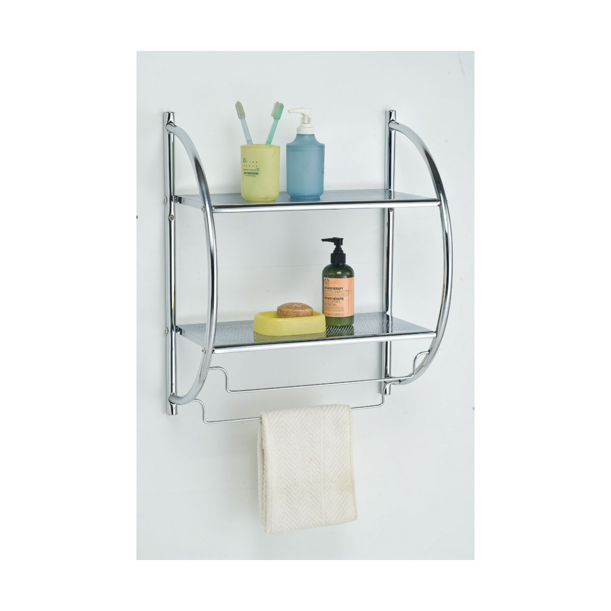 Wall Mounted Steel Towel Rack (YL-B007)