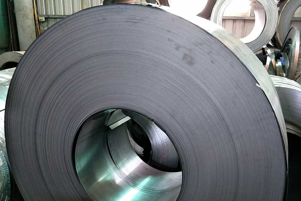 Steel Strip Coils